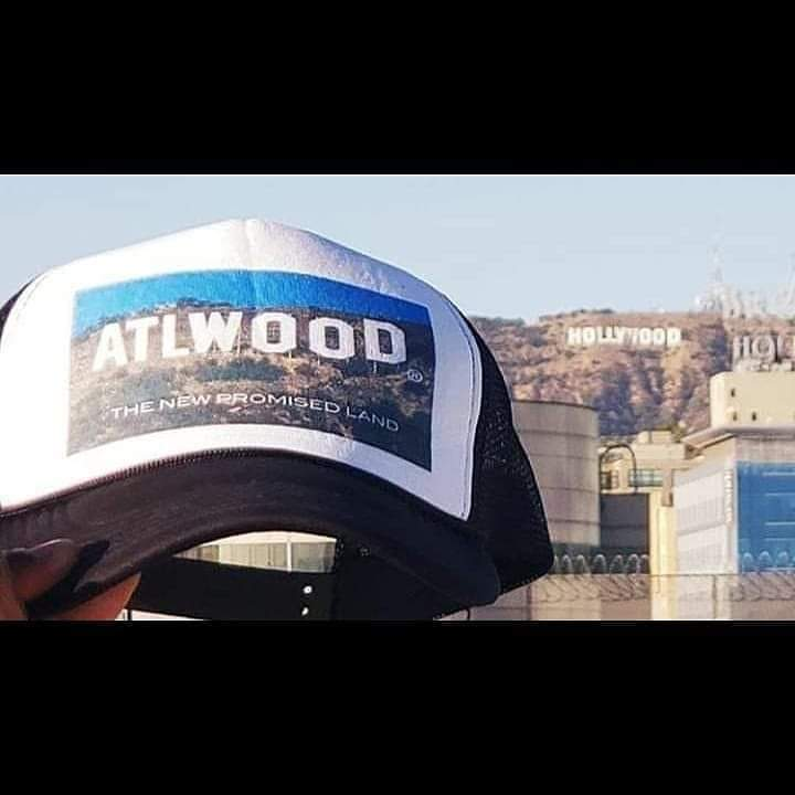 ATLWOOD The New Promised Land Hat