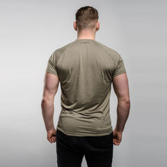 Performance T-shirt - Khaki