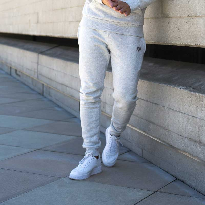 Aspire Wear Luxe Bottoms in Space Grey