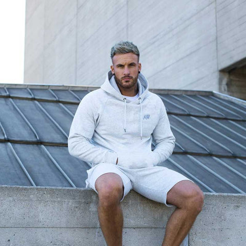 Aspire Way Luxe Hoodie Space Grey