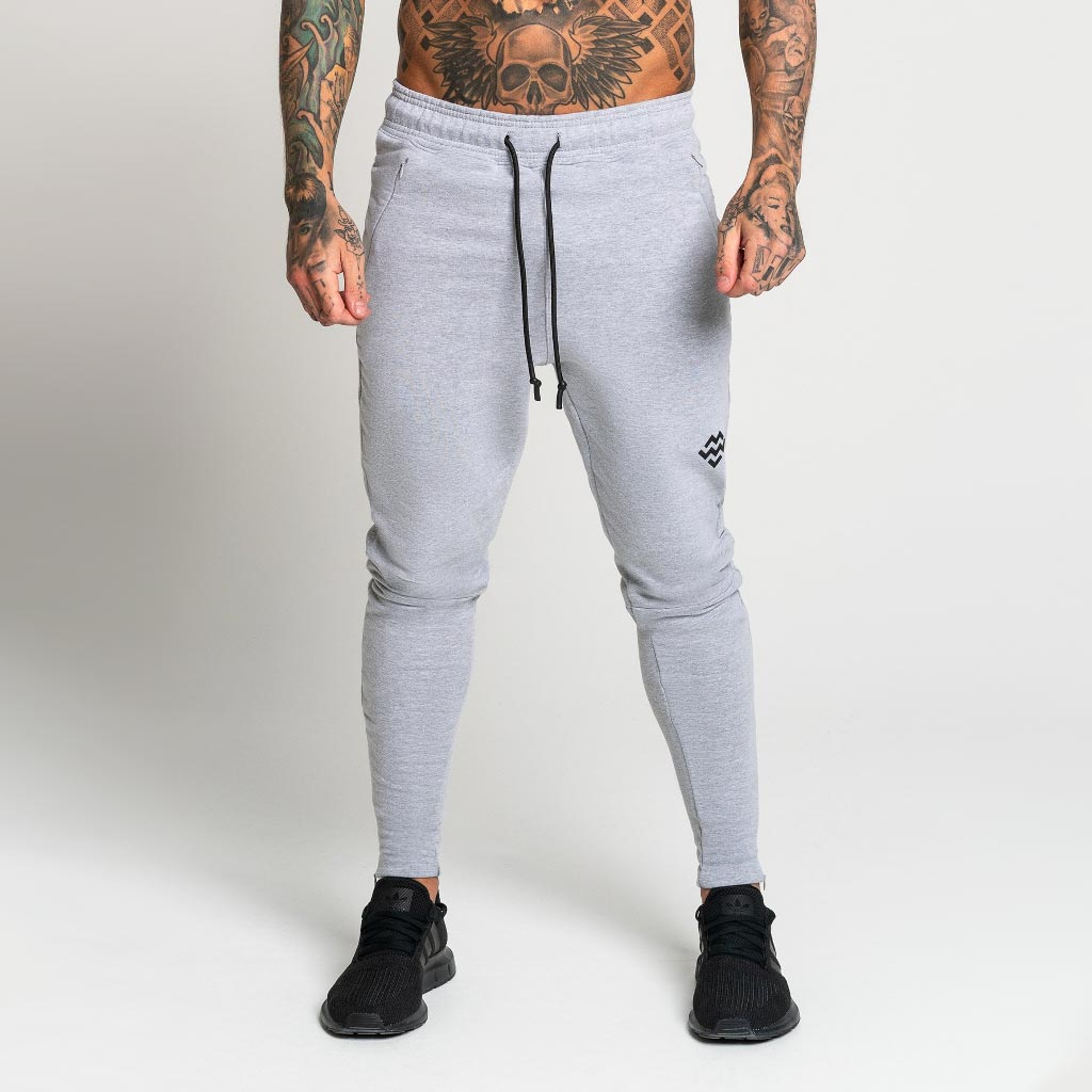 Pursuit Jogging Bottoms - Marl Grey