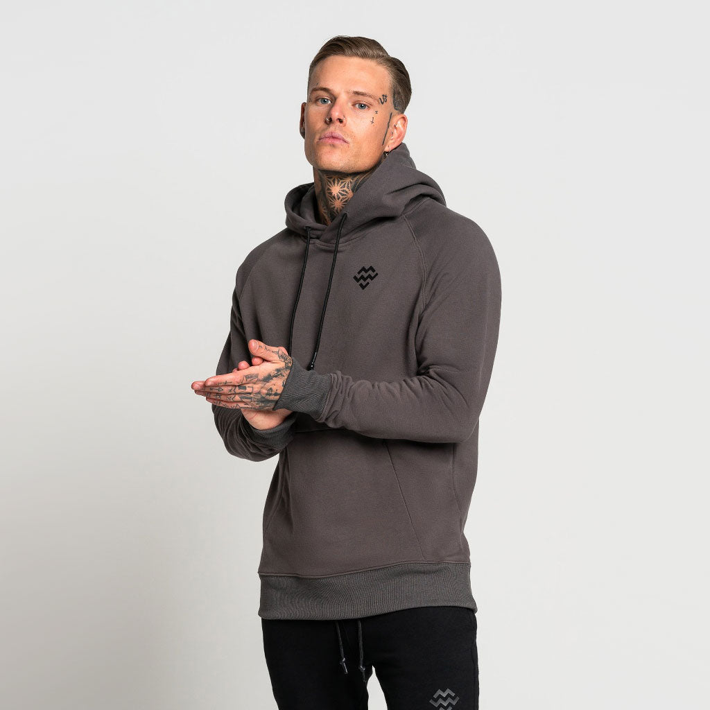 Pursuit Pullover Hoodie - Stone Washed