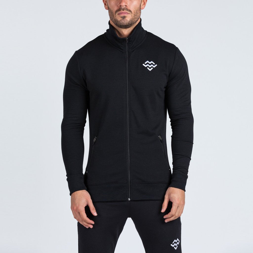 machine fitness Intensity jacket black