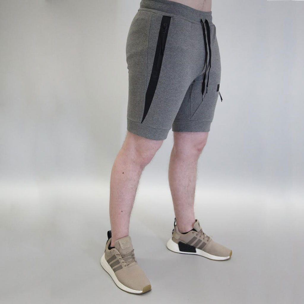 Sans Pareil Tech Joggers Shorts in Marl