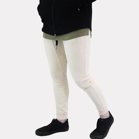 Sans Pareil Light Fleece Joggers Sandstone