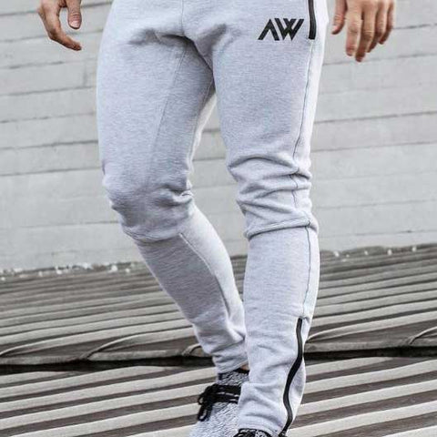 Aspire Wear Tech 2.0 bottoms in lunar grey