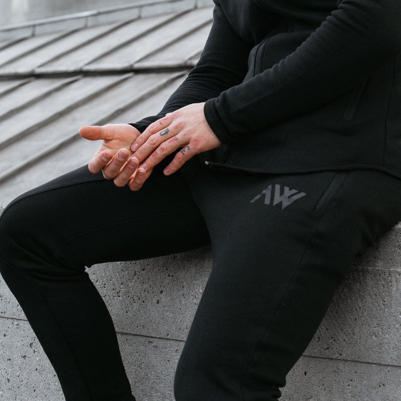 Aspire Wear Tech 2.0 bottoms stealth black