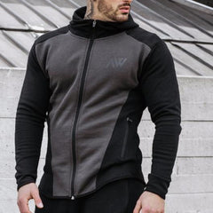 Charcoal Mix Aspire Way Tech 2.0 Hoodie