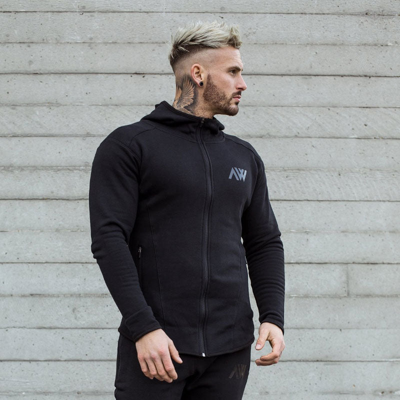 Aspire Wear Tech 2.0 Hoodie - Stealth Black