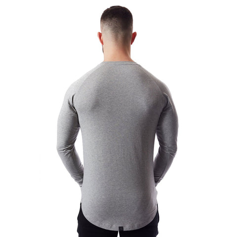 VXS CORE Long Sleeve T-Shirt - Grey