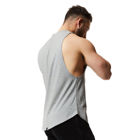 grey vxs gym wear Sleeveless Tee