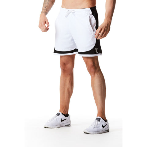 Training Shorts - White