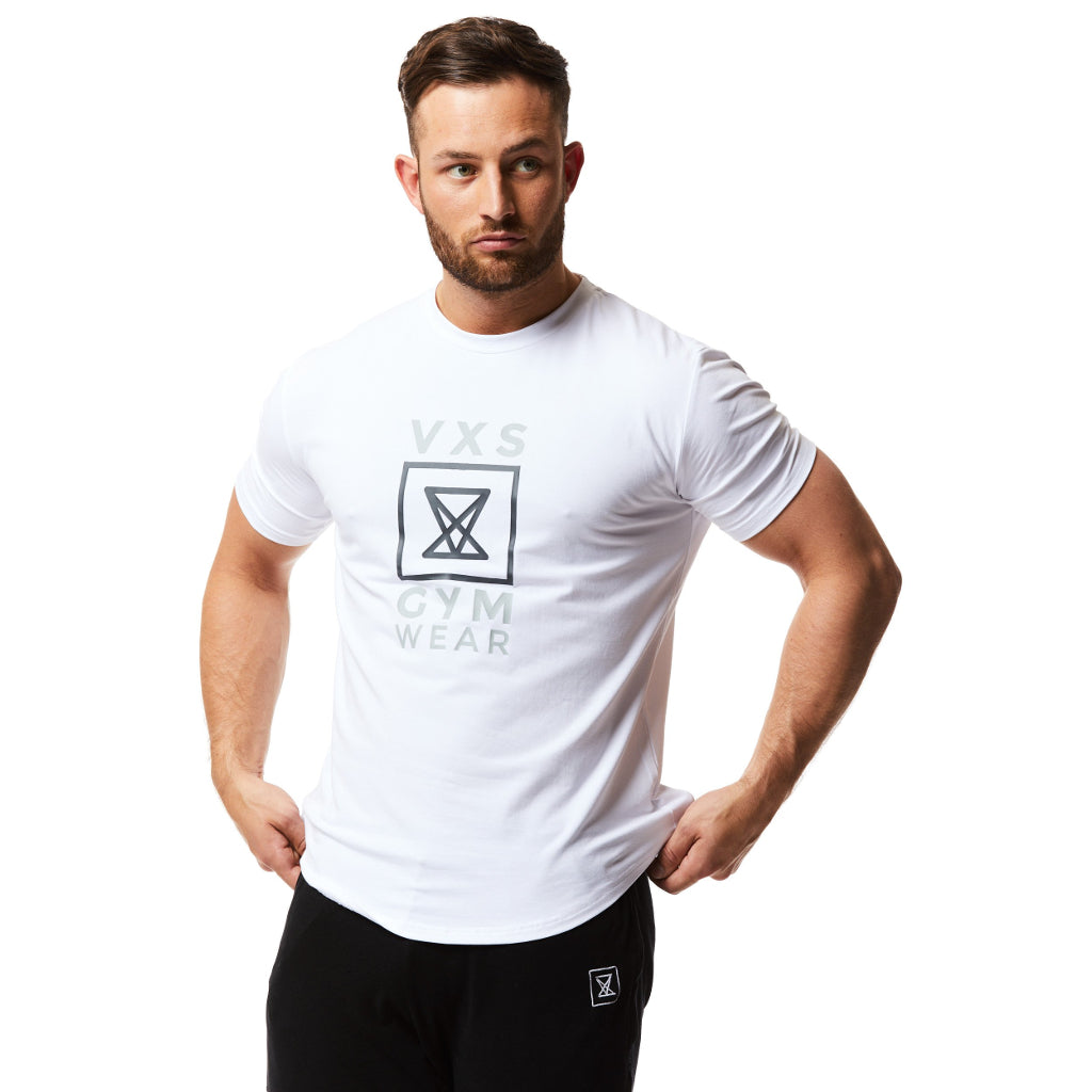 VXS Logo T Shirt - White