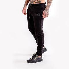 iiwii signature joggers in black