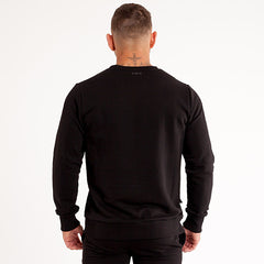 black iiwii sweatshirt