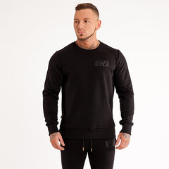 black iiwii jumper