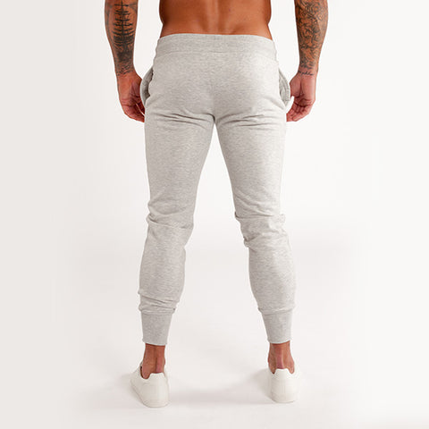 iiwii signature joggers in marl grey