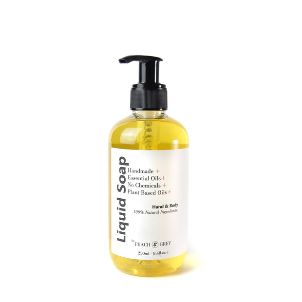 Handmade Liquid Soap for hand and Body - Online Australia