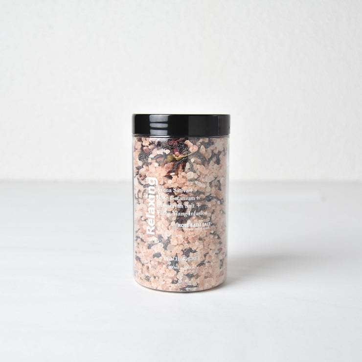 Pink Himalayan Salt - Relaxing Bath Soak