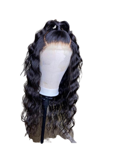 Transparent Lace Front Body Wave Wigs