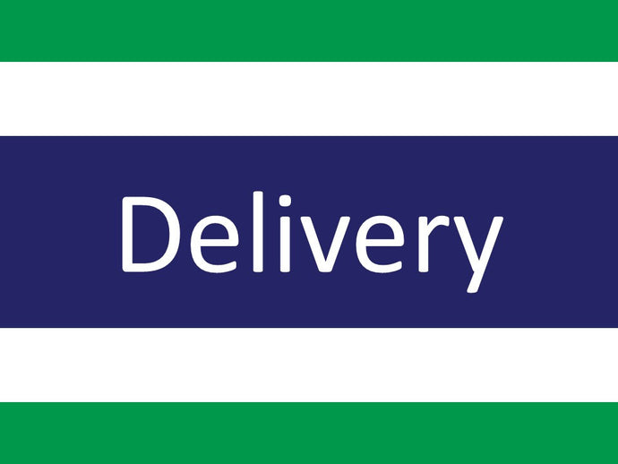 Add Required Delivery Service