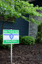 Aluminum Yard Sign: Grandview Tire & Auto - Cahill