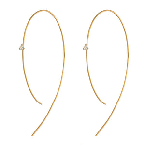 LARGE SOULI WHISPER HOOPS