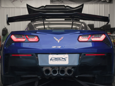 Project: Pathfinder, world's first tuned C7 ZR1