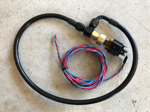 Fuel Rail Pressure Sensor Kit