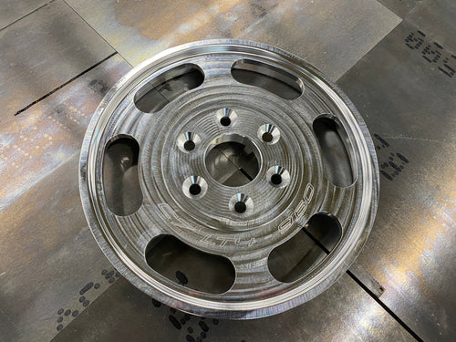 DSX Tuning C7 LT4 Anysize Pulley