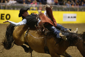 2015 College National Finals Rodeo