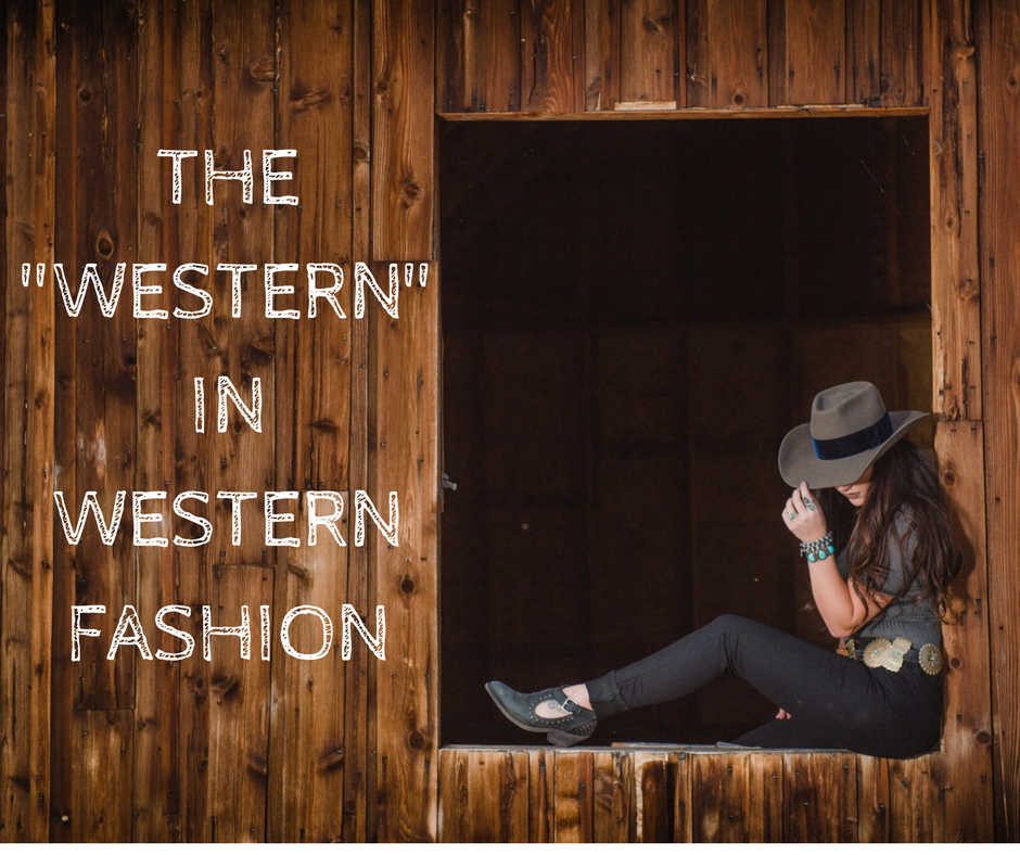 The Western in Western Fashion