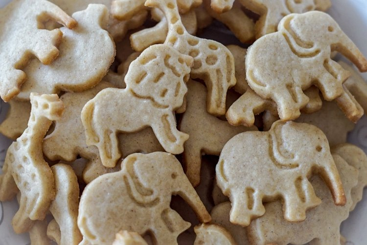 Cooking With Kimes:  Animal Crackers