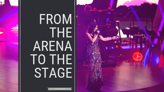 From the Arena to the Stage with Jaida Dreyer