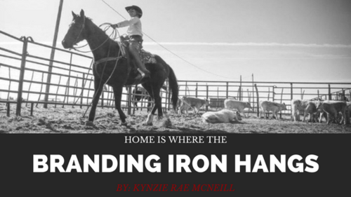 Home is Where the Branding Irons Hang