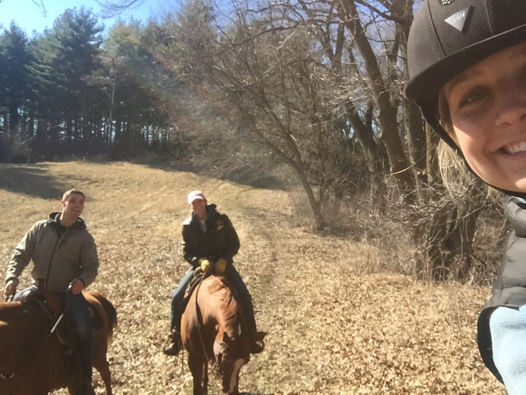 Horse Destinations: Part 2 Trail Riding
