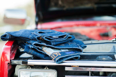How often do you wash your jeans?