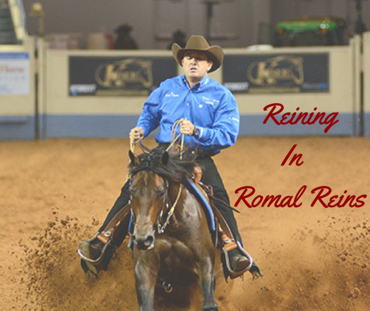 Reining in the Romal Reins