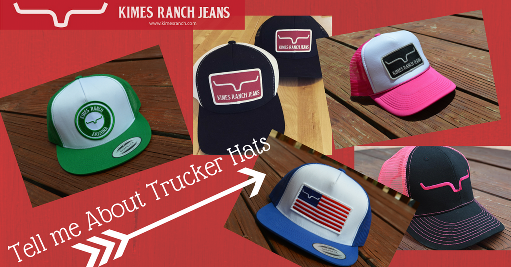 Tell me about Trucker Hats