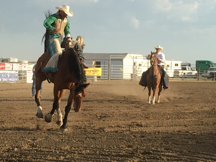 The 2016 Little Big Horn Stampede PRCA Rodeo