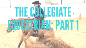 The Collegiate Equestrian: Part 1