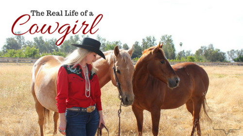 The Real Life of A Cowgirl