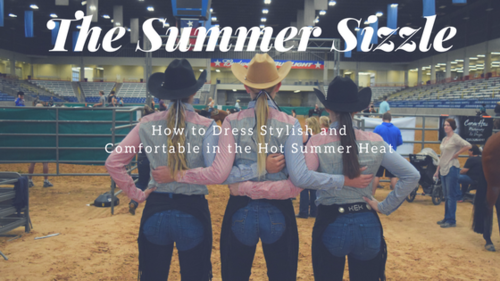 The Summer Sizzle: How to Dress Stylish and Comfortable in the Hot Summer Heat