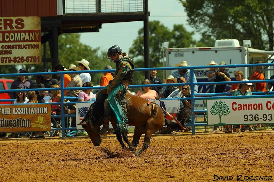 What are the dangers in Rodeo?