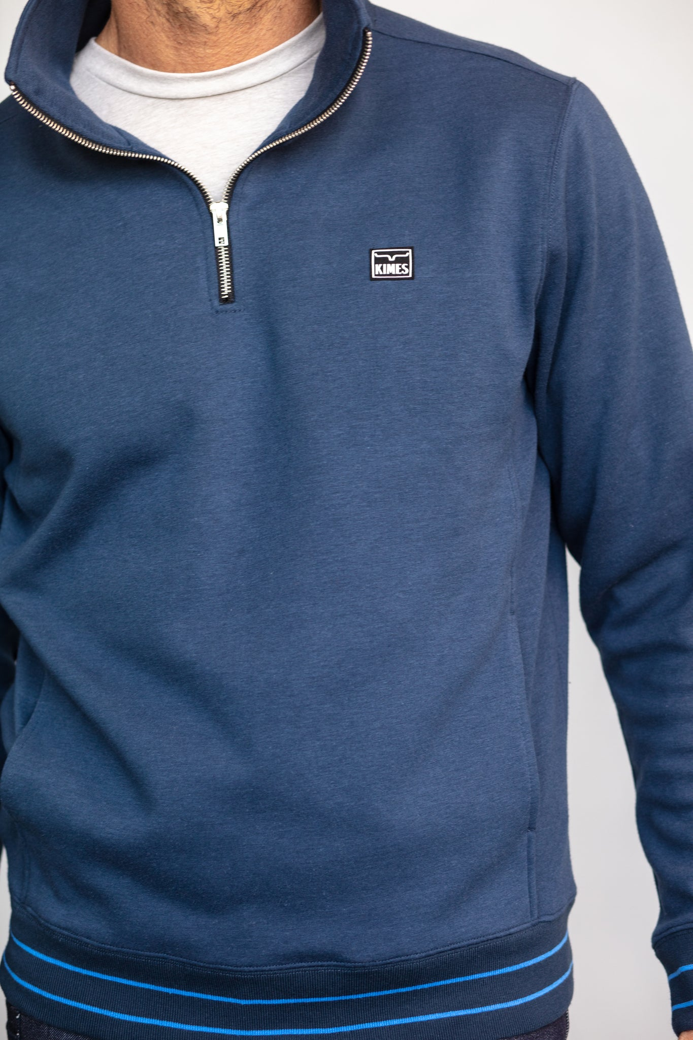 Knicks Quarter Zip