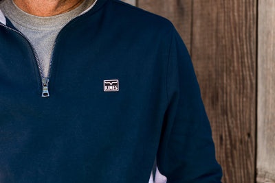 Dash Quarter Zip