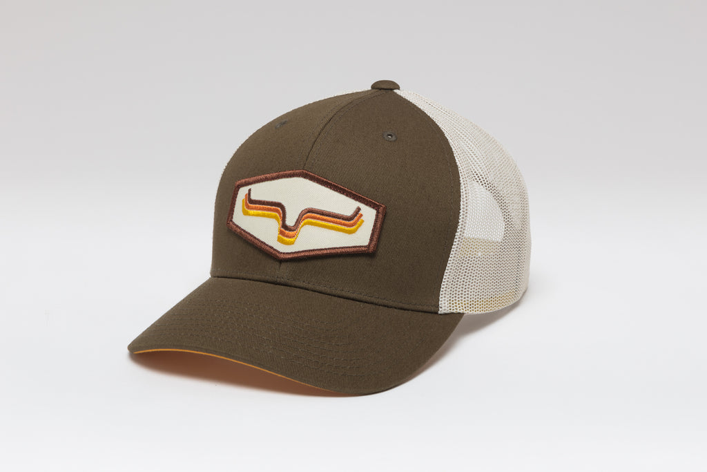 Rhythm Patch Trucker