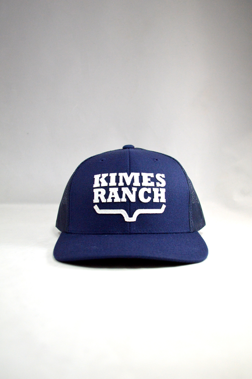 Kimes Ranch Stacked Trucker Meshback Cap