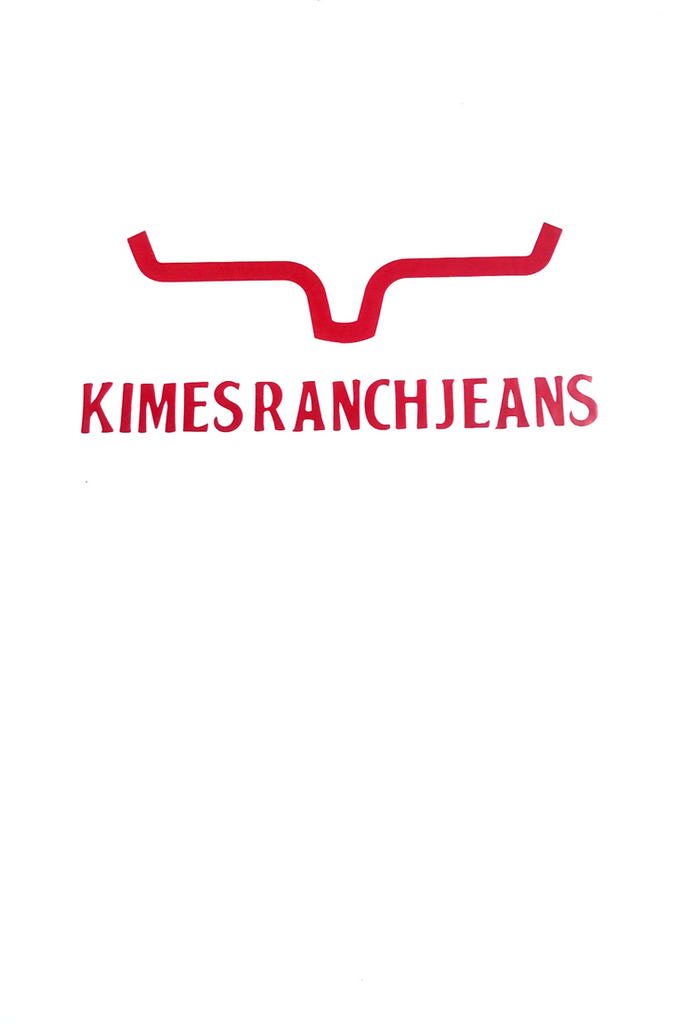 Kimes Ranch Vinyl Decal
