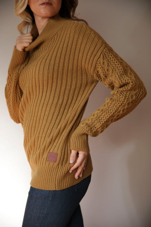 Mosey Sweater